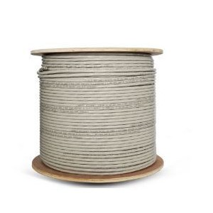 Linkbasic UTP-6305A  305M Drum Cat6a Solid UTP Cable