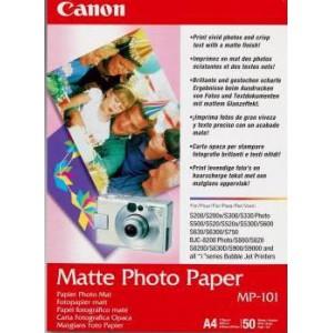 Canon CMP101A4 Matte Photo Paper 170GSM - 50 Sheets