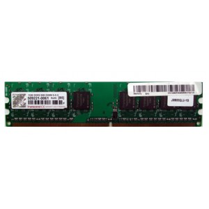 Transcend JetRam» High-Performance 1GB DDR2-800 240-Pin
