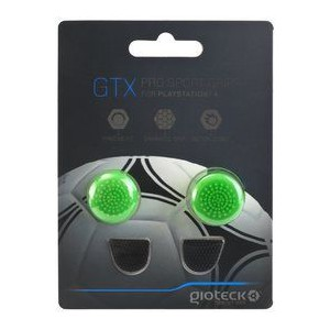 Gioteck GIO-GTXPS4-12-MU GTX Pro Sports Grips for PS4