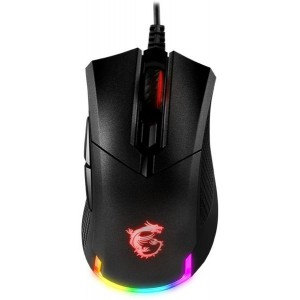 MSI CLUTCH GM50 Gaming Mouse - Black