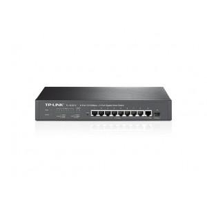 TP-Link TL-SL2210 8-Port 10/100Mbps + 2-Port Gigabit Smart Switch