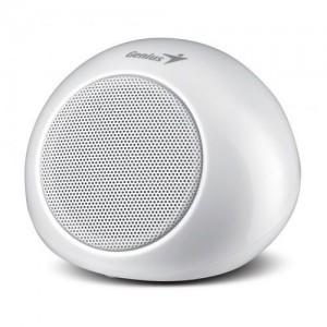 Genius 31730977100 SP-i170 Portable Speaker - White