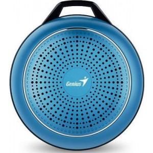 Genius 31730007406 SP-906BT Bluetooth Speaker  - Blue