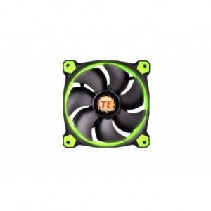Thermaltake CL-F039-PL14GR-A  Riing 14 Green High Static Pressure LED Radiator Fan