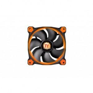 Thermaltake CL-F039-PL14OR-A Riing 14 Orange High Static Pressure LED Radiator Fan