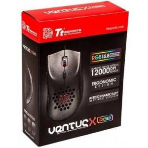 Thermaltake MO-VXO-WDOOBK-01 Ventus X  RGB Optical Mouse