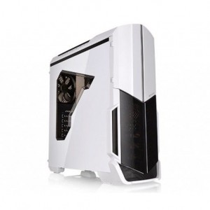 Thermaltake CA-1D9-00M6WN-00 Versa N21 Snow Window Mid-tower Chassis