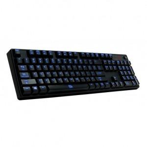 Thermaltake KB-PZX-KLBLUS-01 Poseidon ZX Blue Switch Edition Keyboard