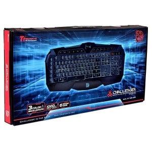 Thermaltake KB-CHM-MBBLUS-01 Challenger Prime Keyboard
