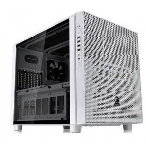 Thermaltake CA-1E8-00M6WN-00 Core X5 Tempered Glass Snow Edition Cube Chassis