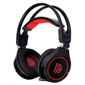 Thermaltake HT-CRA-ANECBK-14 Cronos AD Ear-Cup USB Headset