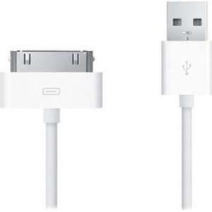 Amplify AM6002/W iCharger for Apple iPhone 4, iPhone 4s and iPod