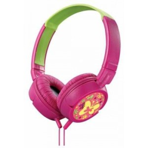 Amplify AM2006MF Kiddies Butterfly Tunez Volume Limiting Headphones