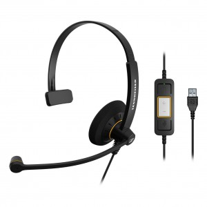 Sennheiser SC 30 USB ML Single-Sided Headset