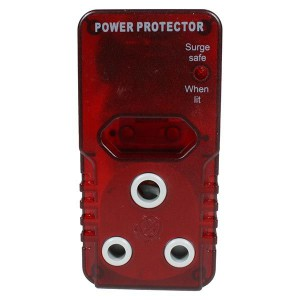 High Surge Safe Power Protector with Euro Socket