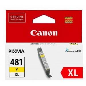 Canon CLI-481XL Y EMB - Yellow Ink Cartridge