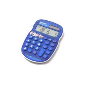 Sharp EL-S25BBL Calculator - Blue