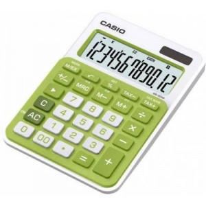 Casio MS20CGN Green Desktop Calculator