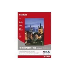 Canon CSG201A4 260g A4 Photo Paper Plus Semi-Gloss Satin (20 Sheets)