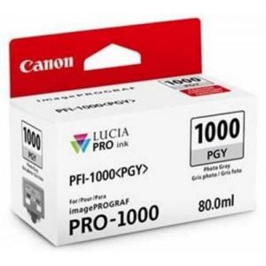 Canon CPFI1000PGY PFI-1000 Photo Grey Ink Tank