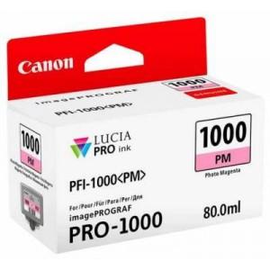 Canon CPFI1000PM PFI-1000 Photo Magenta Ink Tank