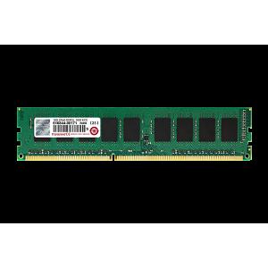Transcend TS512MLK72W6H 4GB DDR3-1600 Low Voltage ECC DIMM 1RX8