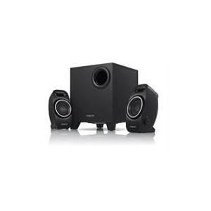 Creative SP-SBS-A250 Black 2.1 Channel Desktop Speakers
