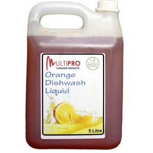 Multipro J0205002 Dish Wash Orange 5L