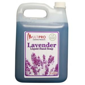 Multipro J0705001 Hand Soap Lavender 5L