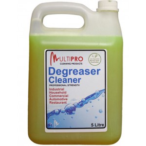 Multipro J0405000 Degreaser Concentrated Liquid 5L