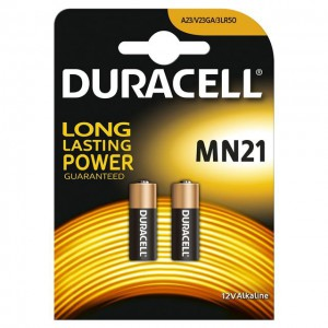 Duracell D803961 Portable Power Batteries MN21 2S (10 Pack)