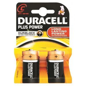 Duracell D023215 Plus Power C 2S (10 Packs Per Box)