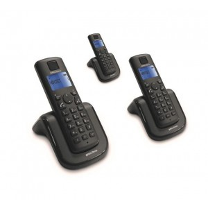 Bell MAIR03 Cordless Telephone Triple Pack
