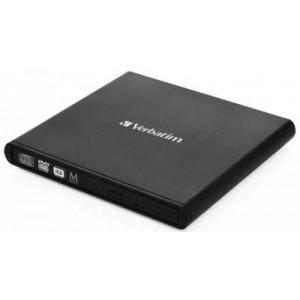 Verbatim M98938 External Slimline CD/DVD Writer