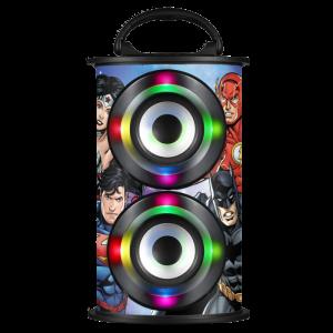 Warner Barrel WB-11501-JL Bluetooth Speaker - Justice League