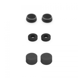 VX Gaming VX-124-BK Samurai Series Silicon Grip Caps (Nintendo Switch) - Black