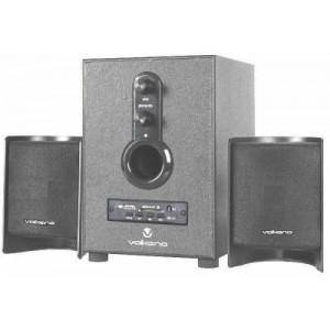 Volkano VK-3021-BK Pulsar Series Black 2.1 Speaker System with Bluetooth