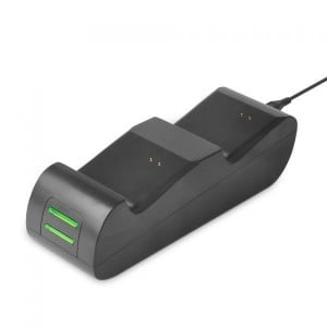 VX Gaming VX-127-BK Critical Series Charging Stations and Battery Packs (XBOX ONE)