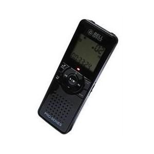 Bell DVR-6006 II Pro Series Digital Voice Recorder