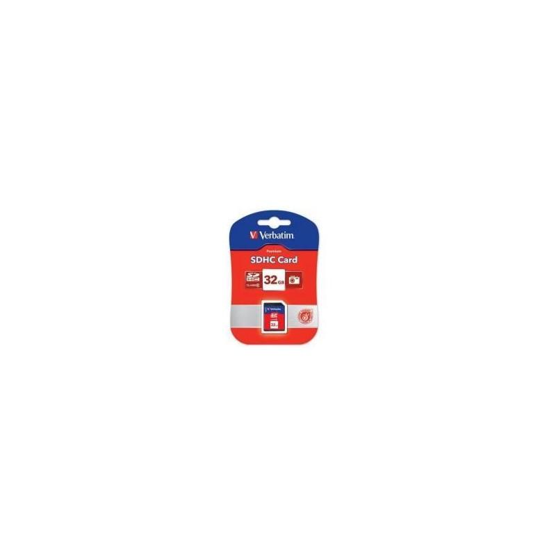 Verbatim M43963 SD SDHC Class 10 32GB Memory Card