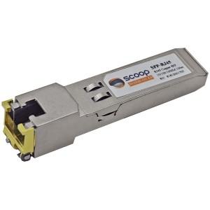 RJ45 SFP Gigabit Ethernet Module