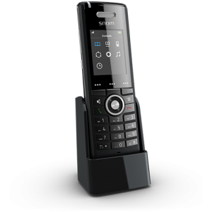 Snom SN.SNOMM65 DECT Handset with Wideband HD Audio Quality