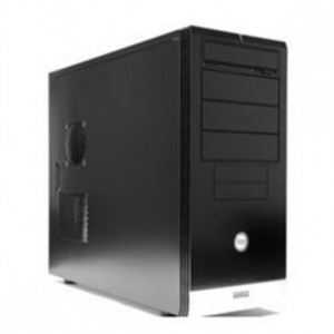 GIGABYTE M1 Chassis - mATX Tower 4-In-1 Solutions: Micro-ATX Black Chassis