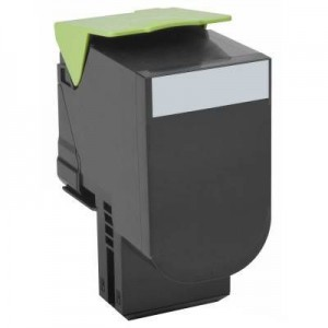 Lexmark L70C8HKE High Yield Black Toner Cartridge