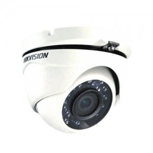 Hikvision CC386-5 HD-TVI Dome 1/3″ 720p IR 20m – 2.8mm – IP66