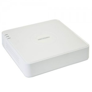Hikvision CD64-1 4 Channel Mini NVR 25Mbps Incl. HDD