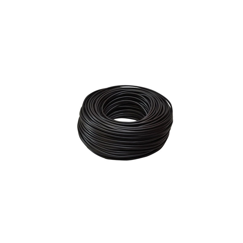 Nemtek EF19 HT Cable Aluminium Stranded Black / 100m