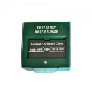 Unbranded FR02 Green Call Point