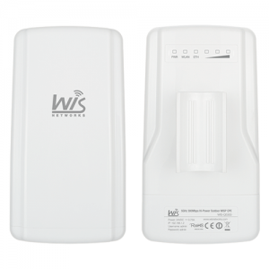 Wis Networks NW204 2.4GHz 300Mbps Outdoor Wireless Hi-Power WISP CPE